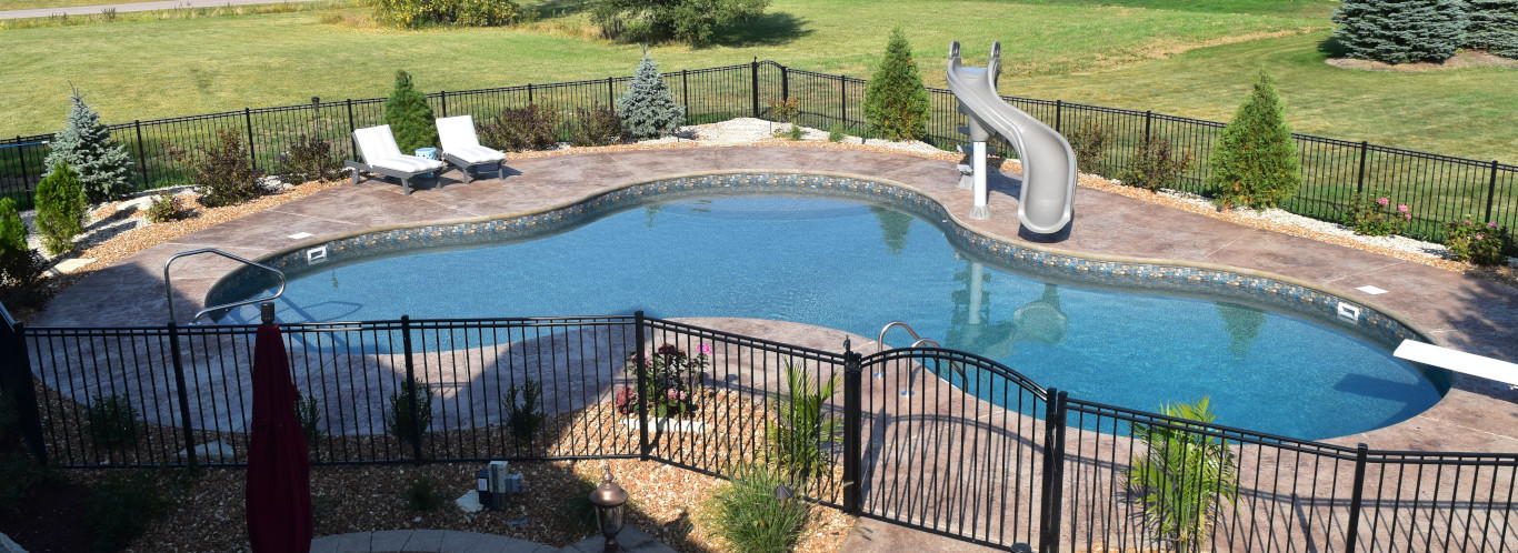 Swim Shack Inc. vinyl pool liner