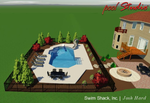 Builder Of Custom Inground Swimming Pools In The Far