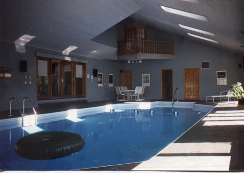 photo of indoor pool with loft Aurora, IL