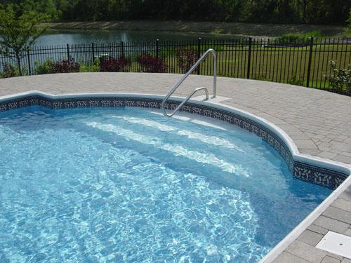 Swimming Pool Steps Pool Stairs Stair Pool Entry
