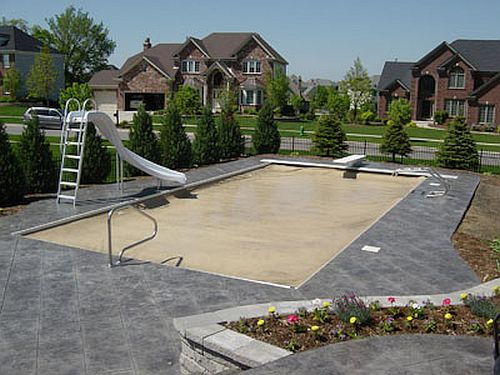 Automatic Swimming Pool Covers For Safety And Convenience